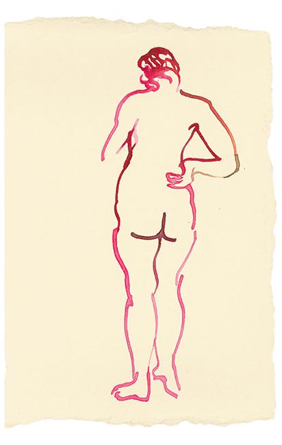 10_NEU_Anija_Seedler_Nude_2009_Animateure_Tusche_Asphaltlack_24x18cm-web_650