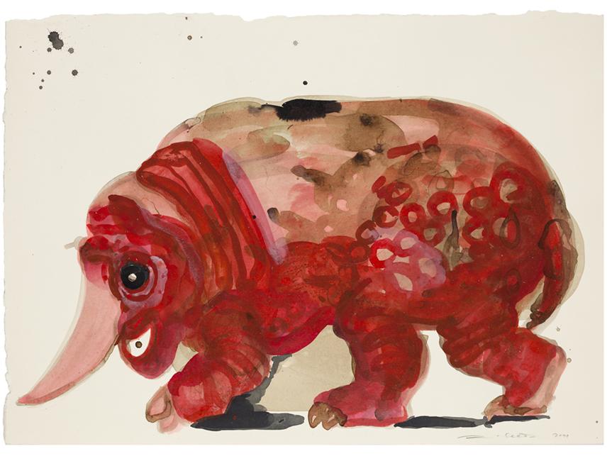 5_NEU_Anija_Seedler_Little_red_Monster_2011_Scheinwarnpracht_Tusche_Pigment_Privatsammlung_WEB_650